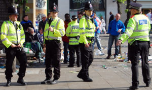 Managing the stress of the job is a major issue for police forces